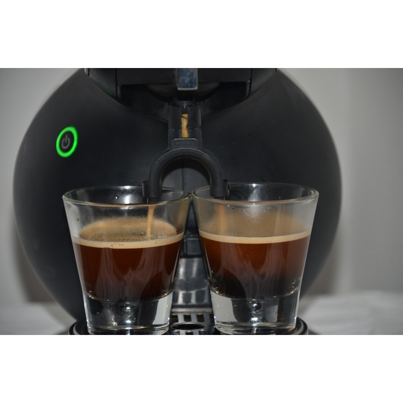 double sortie pour kit capsogusto dolce gusto. Black Bedroom Furniture Sets. Home Design Ideas