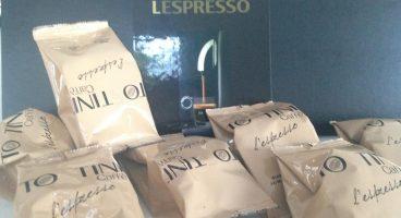 Capsule Tostini compatible Nespresso