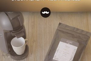 Capsule compatible dolce gusto ® | Machine expresso